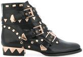 Sophia Webster Riko biker boots