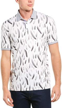 Greyson Falling Feathers Polo Shirt