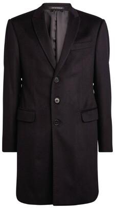 Giorgio Armani Cashmere Longline Jacket