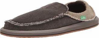 Sanuk Chiba Dark Brown/Natural 7