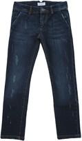 Paolo Pecora Denim pants - Item 42594257