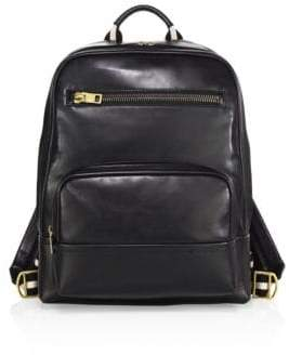 Bally Calf Leather Backpack
