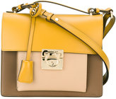 Salvatore Ferragamo colour block tote - women - Calf Leather - One Size