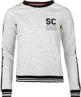 Soul Cal SoulCal Crew Tape Sweatshirt
