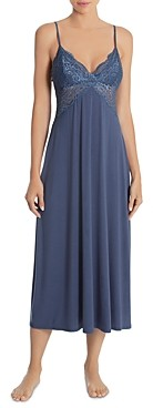 Jonquil Lace Top Jersey Midi Gown