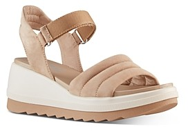 Cougar Women's Honey Strappy Wedge Sandals