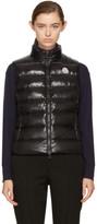 Moncler Black Down Ghany Vest