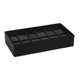 Wolf Stackable 12 Piece Watch Tray