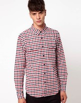 Izzue Gingham Shirt