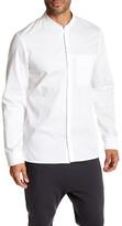 Helmut Lang Long Sleeve Bomber Regular Fit Shirt