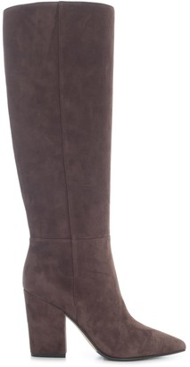 Sergio Rossi Royal High Ankle Boots
