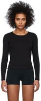 Gil Rodriguez Black Bellevue Long Sleeve T-Shirt