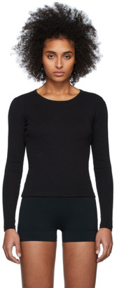 Gil Rodriguez Black Bellevue Long Sleeve T-Shirt