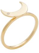 Jennifer Zeuner Jewelry Luna Ring