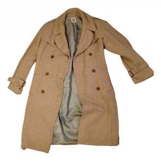 Bensimon Beige Wool Coats