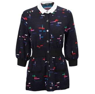 Chanel Navy Cotton Dresses