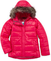 Columbia Long-Sleeve Winter Chills Jacket - Girls