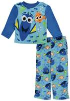 "Disney Finding Dory Little Boys' ""Friendly Fish"" 2-Piece Pajamas"