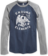 Element Men's Raglan Cotton T-Shirt