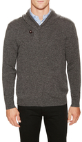 Classic Shawl Collar 100% Cashmere Sweater