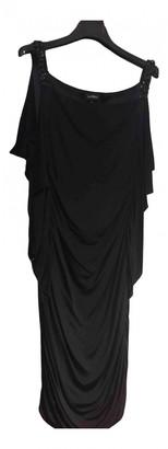La Perla Black Glitter Dresses