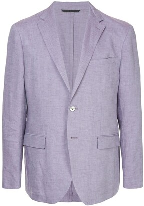 Durban Single-Breasted Regular-Fit Blazer