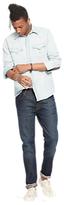 Denim & Supply Ralph Lauren Tapered Straight Jeans, Blue
