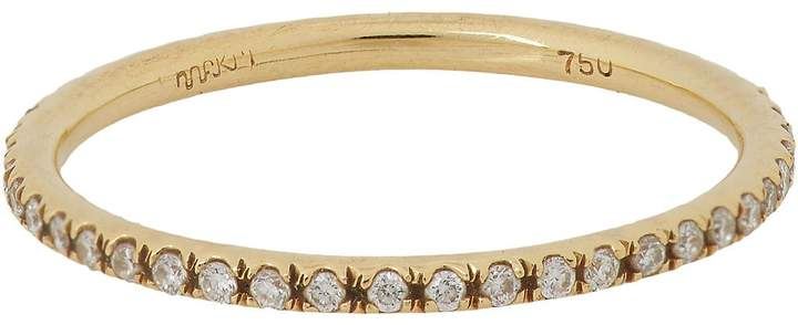 Ileana Makri Women's Diamond & Gold Eternity Band