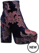 Call it SPRING Crini Platform Ankle Boot