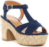 ANNA Bio Platform Sandal