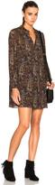 Saint Laurent Paisley Vintage Dress