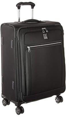 Travelpro Platinum(r) Elite - 25 Expandable Spinner (Shadow Black) Luggage