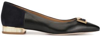 Tory Burch Gigi pointy toe ballerina flats