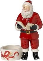Villeroy & Boch Christmas Light Santa Figurine Votive