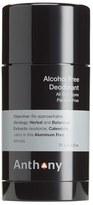Anthony Logistics For Men TM) Alcohol Free Deodorant