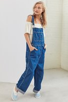 BDG Oversized Contrast-Stitch Overall