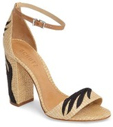 Schutz Women's Carolaine Woven Sandal