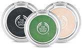 The Body Shop Colour CrushTM Sparkle Eyeshadow 020 Glittery Night (Black) 1.5g (Pack of 4)