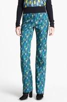 Tory Burch 'Nissa' Wool & Silk Pants