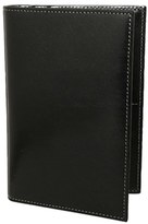 Trafalgar Men's 'Cortina' Passport Case - Black