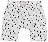 Nui Sale - Eva Triangle Organic Cotton Harem Shorts