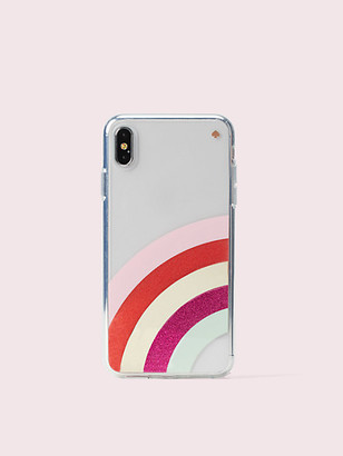 Kate Spade Glitter Rainbow Iphone Xs Max Case