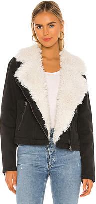 Show Me Your Mumu Karson Denim Jacket. - size M (also