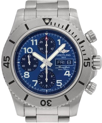 Breitling 2010 pre-owned Superocean 44mm