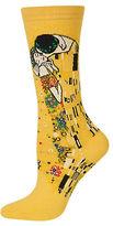 Hot Sox The Kiss Graphic Socks