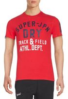 Superdry Track & Field Graphic Tee