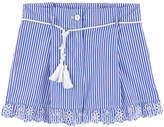 Ermanno Scervino Striped shorts