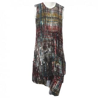 Isa Arfen \N Multicolour Silk Dresses