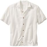 Tommy Bahama Lei Riviera Jacquard Original Fit Silk Camp Shirt