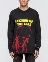 The Weeknd x Futura XO Futura XO Skullman L/S T-shirt